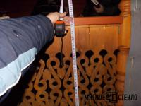 Как самостоятельно произвести замер объекта остекления